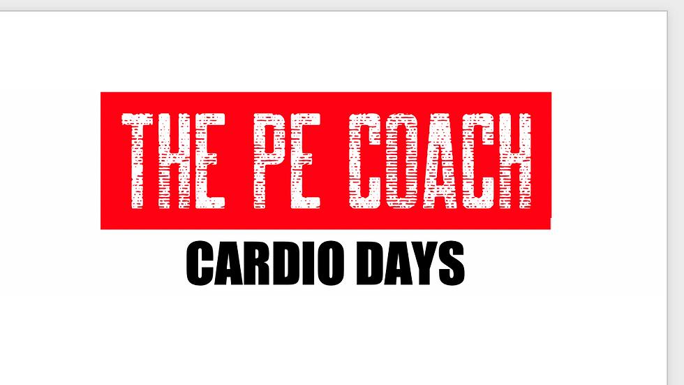 Cardio Days- Personal Fitness