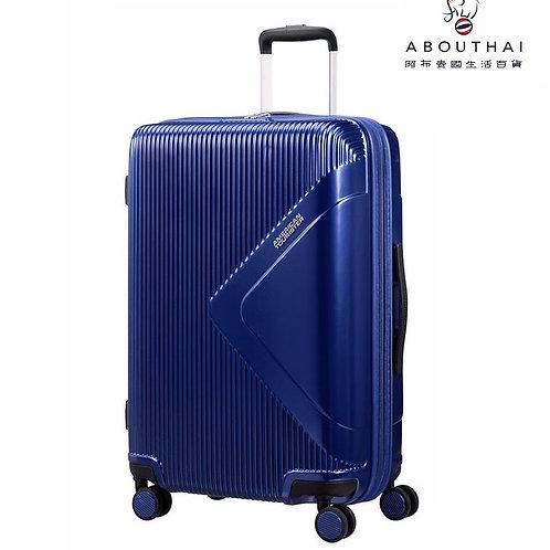 """American Tourister Modern Dream Spinner 69cm/25"""" TSA 可擴充行李箱 - 中 (海軍藍)"""