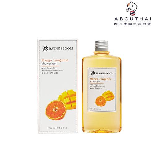 Bath & Bloom 芒果柑橘沐浴露Mango Tangerine shower gel 260ml