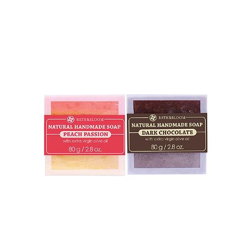 天然手工皂組合 Natural Handmade Soap Set