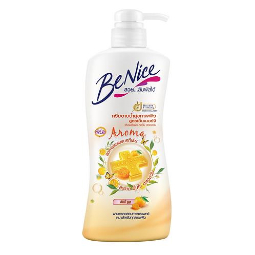 BeNice 蜂蜜柚子活能量沐浴乳450ml
