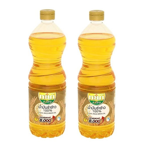 YOK 泰國米糠油 1L (8000PPM) x 2支裝