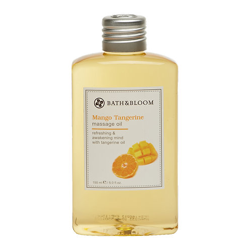 芒果柑橘純天然植物按摩油 MANGO TANGERINE MASSAGE OIL