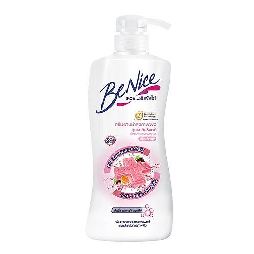 BeNice 雙重天然潔淨呵護沐浴乳450ml