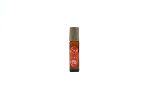 Aromatherapy Massage Oil Blend Roll On - Pick Me Up