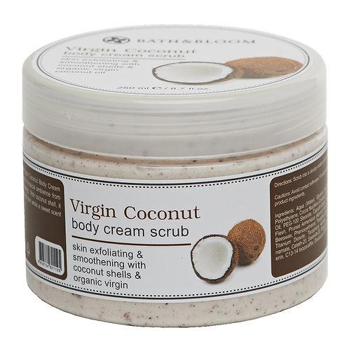 特級椰子油去角質霜 VIRGIN COCONUT BODY SCRUB