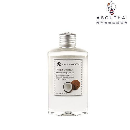 Bath & Bloom 初榨冷壓椰子油170ml