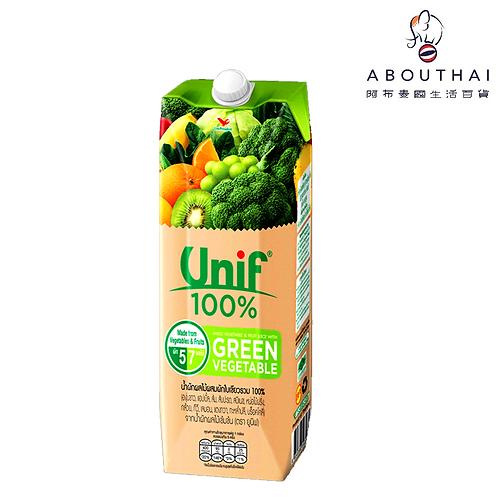 UNIF 100%蔬菜果汁 1公升