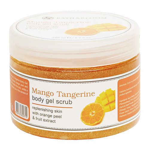 芒果柑橘角質代謝霜 MANGO TANGERINE BODY SCRUB