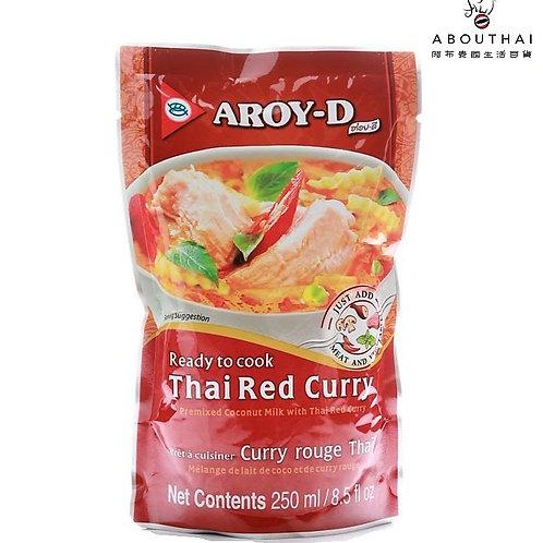 AROY-D 即食紅咖喱 250ml
