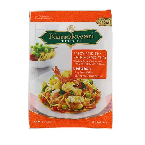 Kanokwan 辣炒醬 50克
