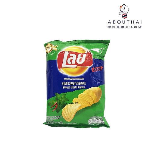 LAYS 樂事泰式甜羅勒味薯片 55克