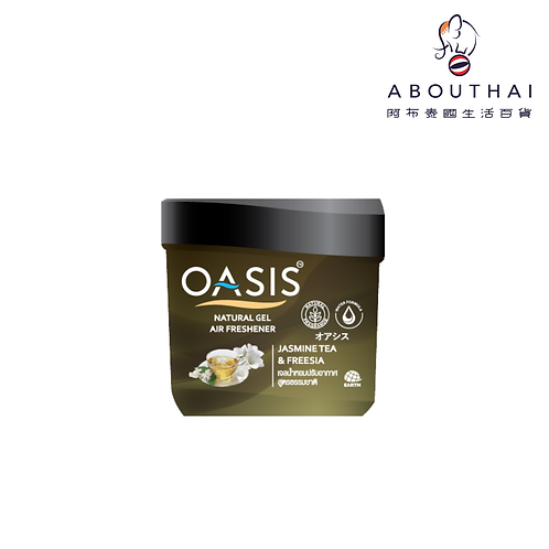 Oasis 天然空氣清新凝膠 - 茉莉花和小蒼蘭 180g