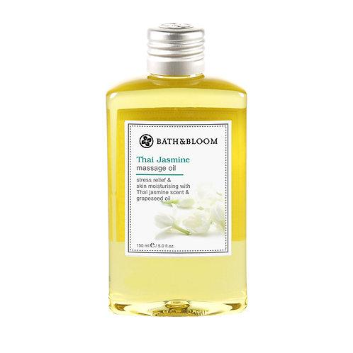 茉莉純天然植物按摩油 THAI JASMINE MASSAGE OIL