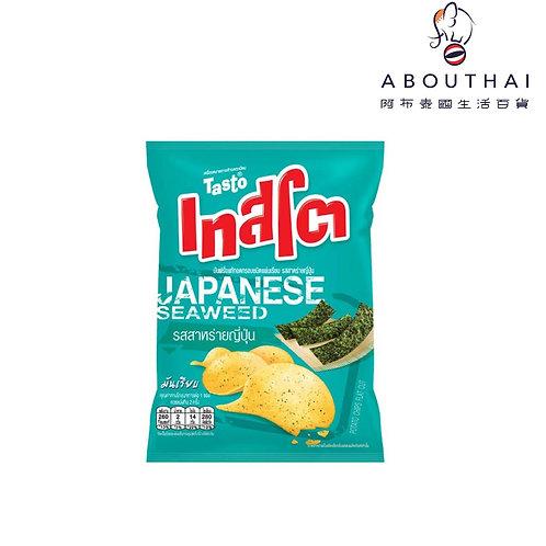 Tasto 日式海苔味薯片 52克