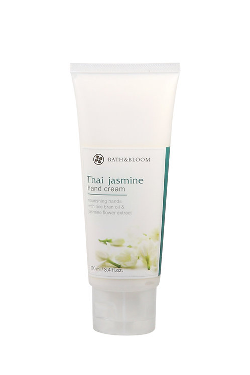 泰國茉莉護手膏 THAI JASMINE HAND CREAM
