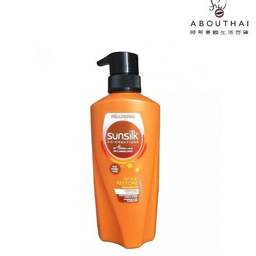 Sunsilk 修護護髮素 450ml 橙色