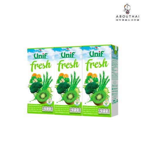 UNIF 40% 蔬菜果汁 250毫升*3包