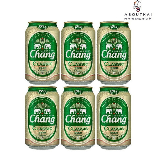 CHANG泰象 啤酒330ml (6罐裝)