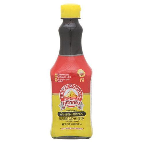 金山 黃蓋醬油 210毫升