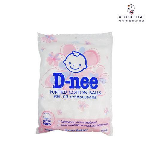 D-NEE 嬰兒棉花球 90g