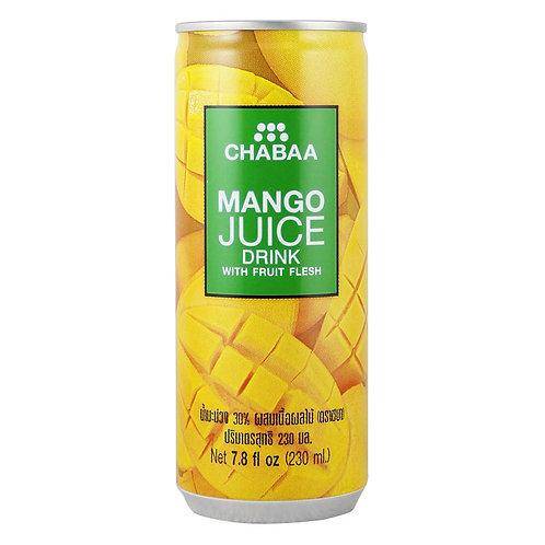 芭提婭芒果水蜜桃汁飲品(含果肉) 230ml