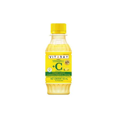 VITADAY 維他命C檸檬果汁(低糖配方)飲品 155毫升