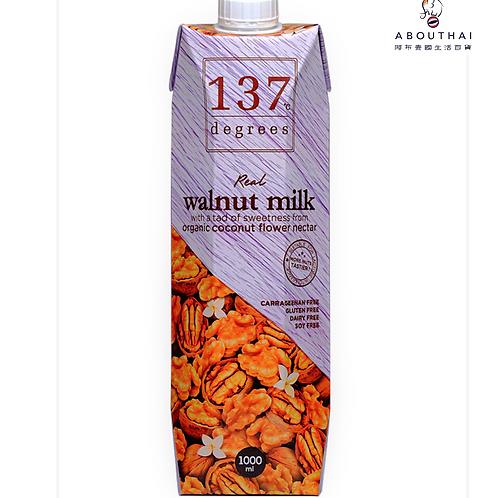 137Degrees 原味核桃奶 1公升