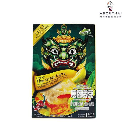 Do Food - Thai Legend Chefs 泰式綠咖哩 200克