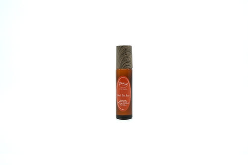 Aromatherapy Massage Oil Blend Roll On - Beat The Boss