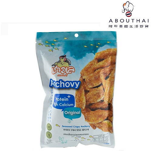 Chaolay泰式香酥魚100g (原味) -(到期日:2020/11/21)