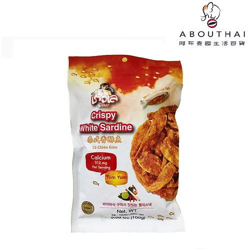 Chaolay泰式香酥魚100g (冬蔭味) (到期日:2020/11/23)