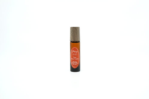 Aromatherapy Massage Oil Blend Roll On - Throw Away Troubles