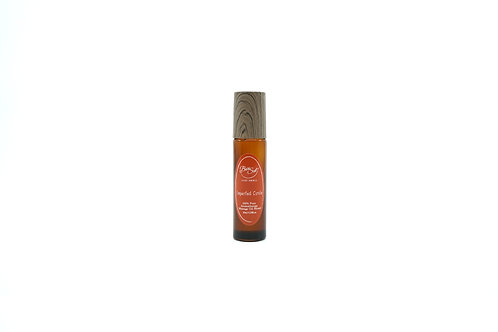 Aromatherapy Massage Oil Blend Roll On - Imperfect Circle