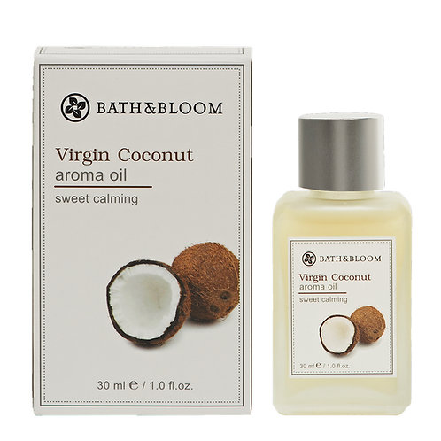特級椰子油香氛油 VIRGIN COCONUT AROMA OIL