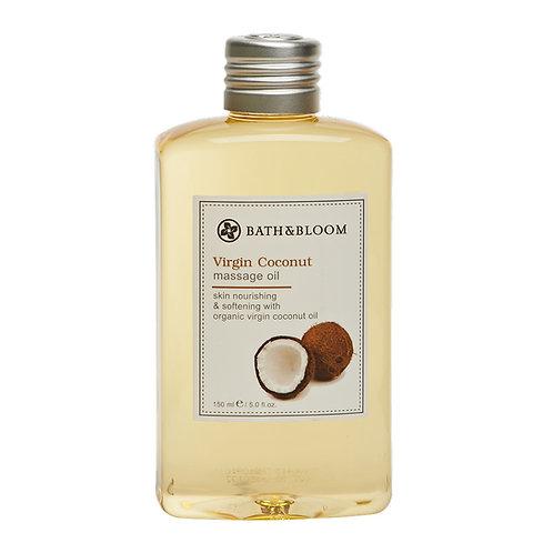 特級椰子油純天然植物按摩油 VIRGIN COCONUT MASSAGE OIL