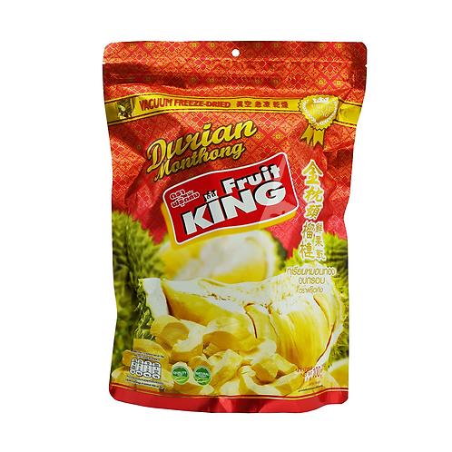 FRUIT KING 香濃金枕頭榴槤鮮果乾 100g