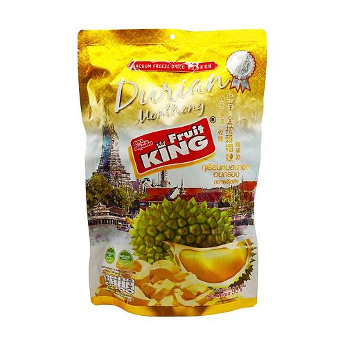 FRUIT KING 金枕頭榴槤鮮果乾 90g