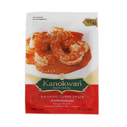 Kanokwan 帕能咖哩醬50克