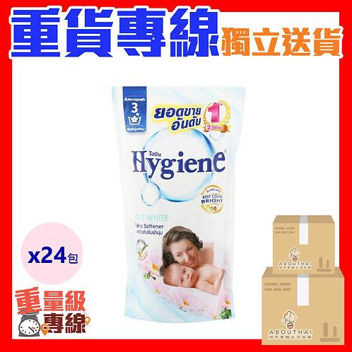 【重量級】Hygiene柔順潔白順劑600ml (原箱24包裝)
