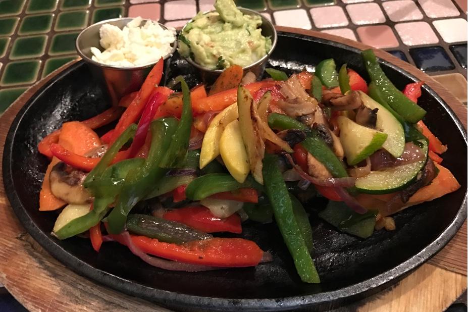 Planchas Vegetarian