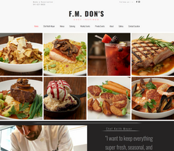 FM Dons Website