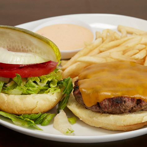 House Ground Tenderloin Burger
