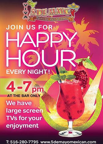 Happy Hour Ad