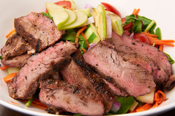 Grilled Steak House Salad