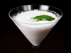 White Truffle Martini