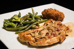 Chicken with Stringbeans