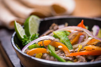 Fajitas with Vegetables