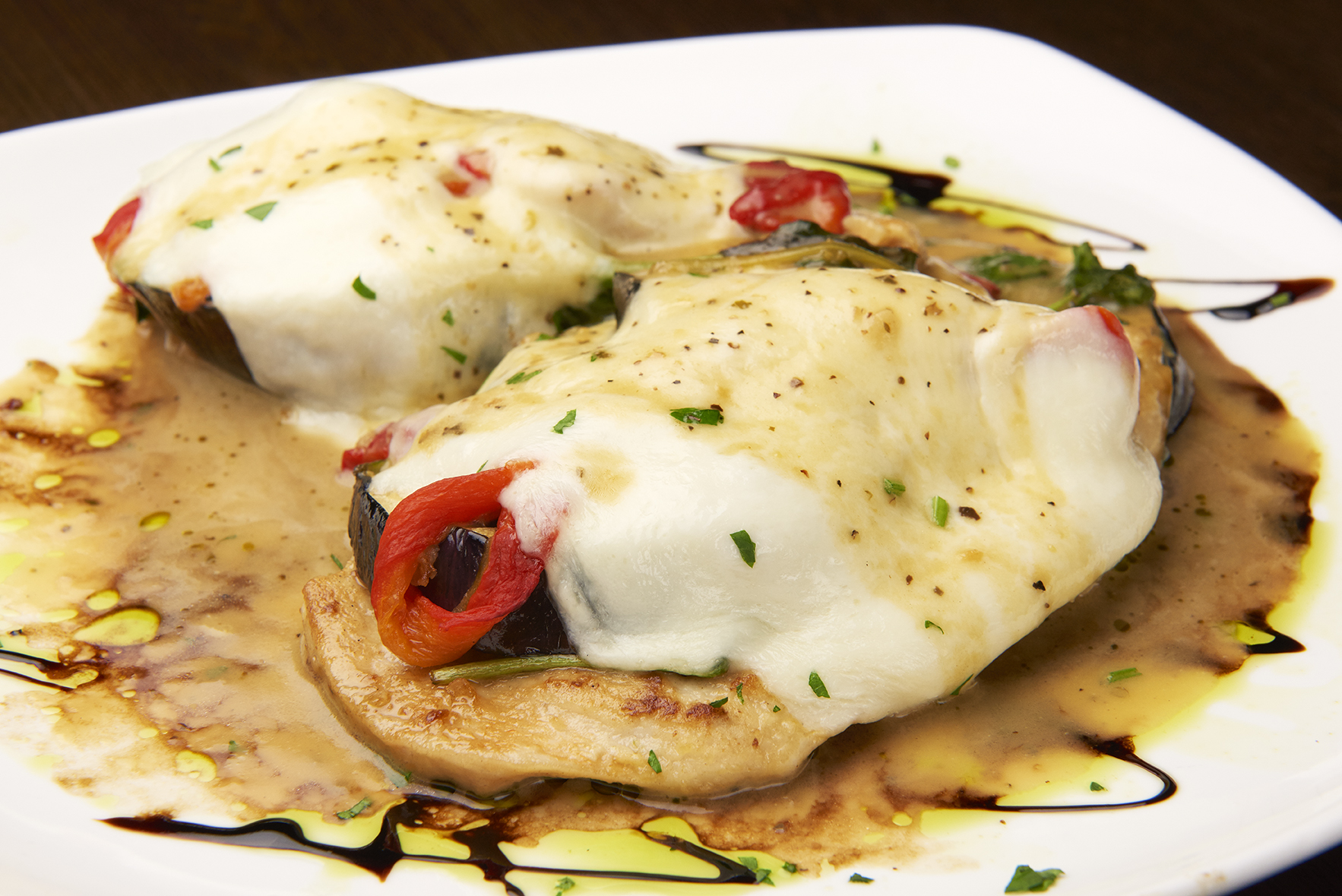 Chicken Saltimbuco