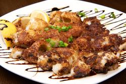Baked Calamari